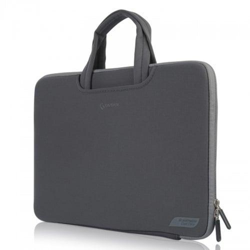 Capdase Caria Universal Tas Laptop - Grey [13 Inch]