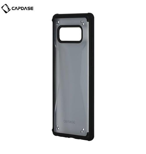 CAPDASE Fuze Hardcase Casing for Samsung Galaxy Note 8 - Grey