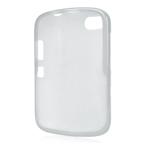 Capdase Lamina Tinted Jacket Softcase Casing for BlackBerry 9720 - Putih