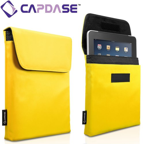 Capdase Mkeeper Sleeve Laptop for Macbook 15 Inch - Kuning