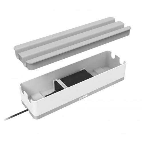 CAPDASE Posh Adaptor Charging 5 Usb/ 8a - Putih