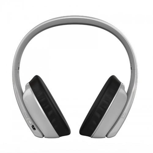 CAPDASE Posh Bluetooth Headphone - Silver