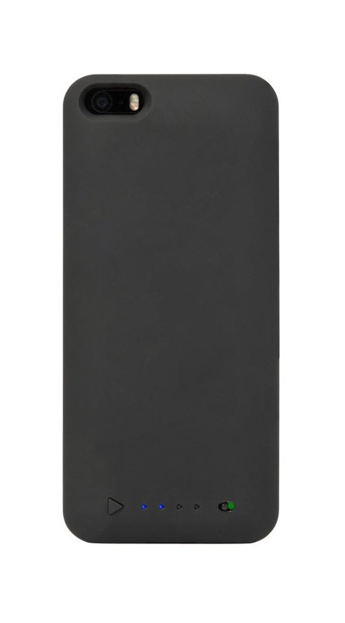 CAPDASE Power Armor Battery Casing for iPhone 5 or 5s - Hitam