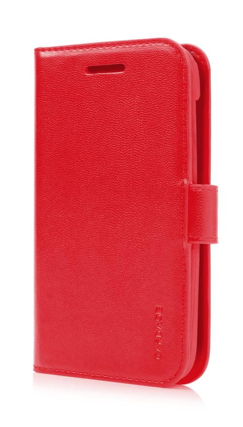 CAPDASE Sider Classic Folder Casing for BB Q5 - Merah