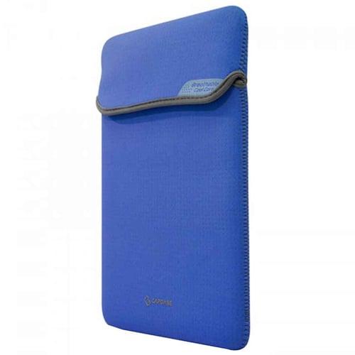 Capdase Universal Model Slipin Tas Macbook - Biru [13 Inch]