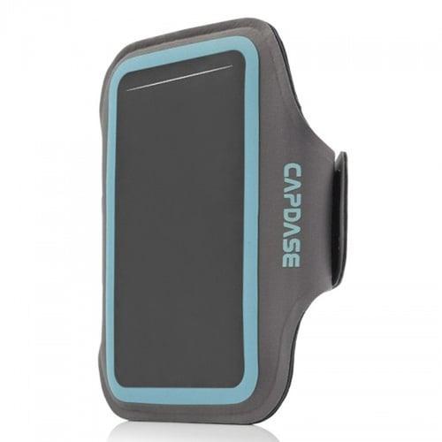 CAPDASE Wristband Case Zonic 126A Universal Sports Armband - Abu Biru
