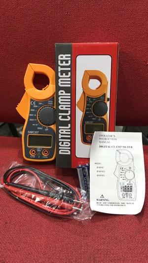 Tang Ampere Digital/Digital Clamp Meter
