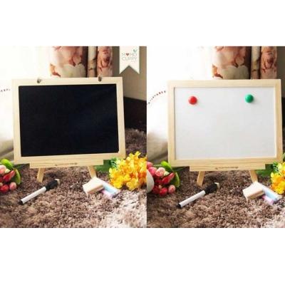 Double Sided Board - Papan tulis dua sisi