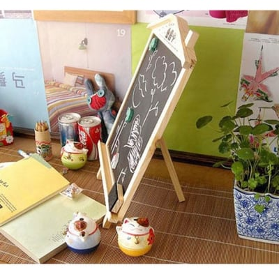 Lovely House Magnetic Blackboard - Papan Tulis Magnet