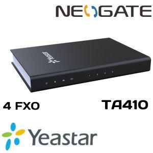 YEASTAR Voip Neogate 4 FXO Analog Djteko TA410