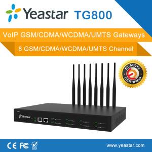 VoIP YEASTAR Neogate TG800  - GSM Gateway Djteko