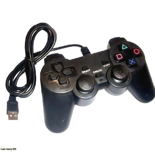 Gamepad Single PC Mono Shock Joypad USB 2.0