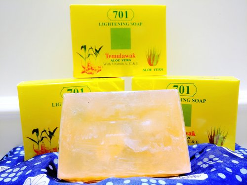 Sabun 701 Temulawak Lightening Soap BPOM