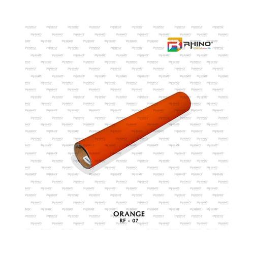 Polyflex Flock Orange RF07