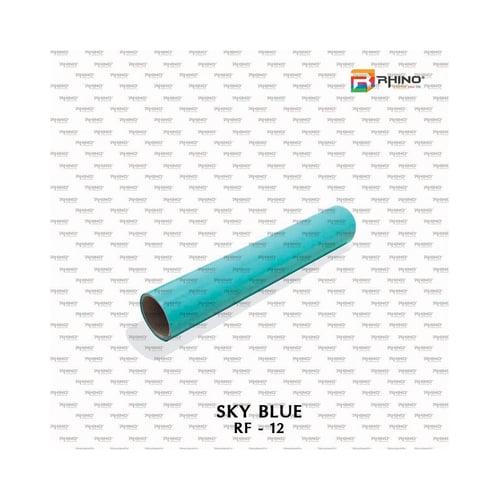 Polyflex Flock Sky Blue RF12