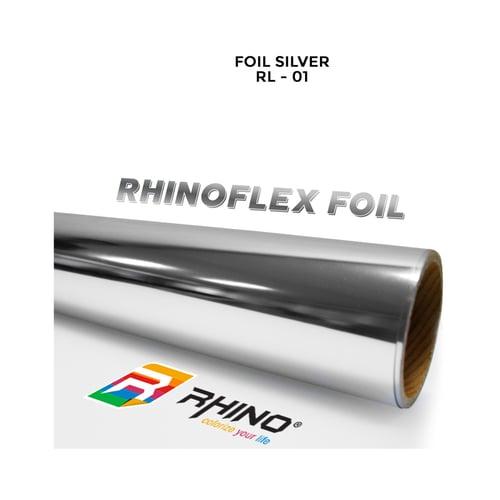 Polyflex Foil Silver RL01