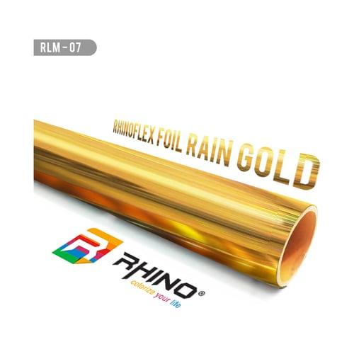Polyflex Foil Rain Gold RLM07