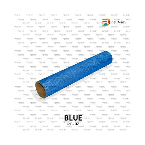 Polyflex Glitter Blue RG 07