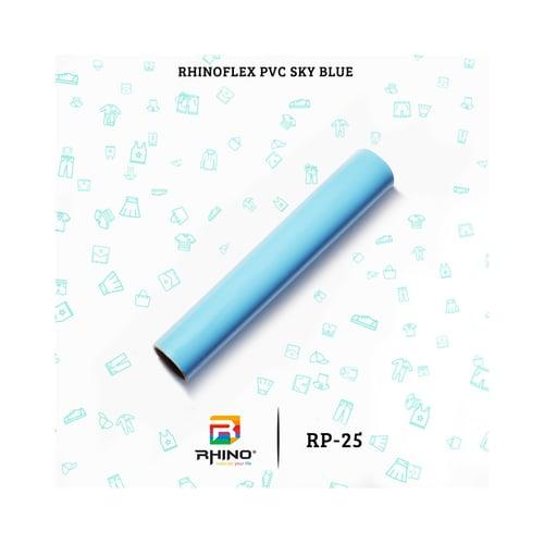 Polyflex Pvc Sky Blue RP 25