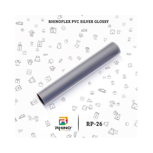 Polyflex Pvc Silver Glossy RP 26