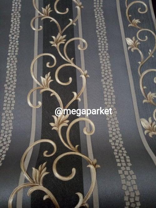 Wallpaper Dinding Motif klasik Salur
