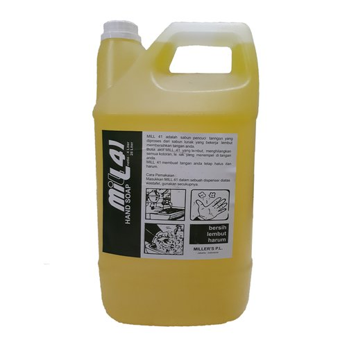 MILL Hand Soap Lemon 4 Liter