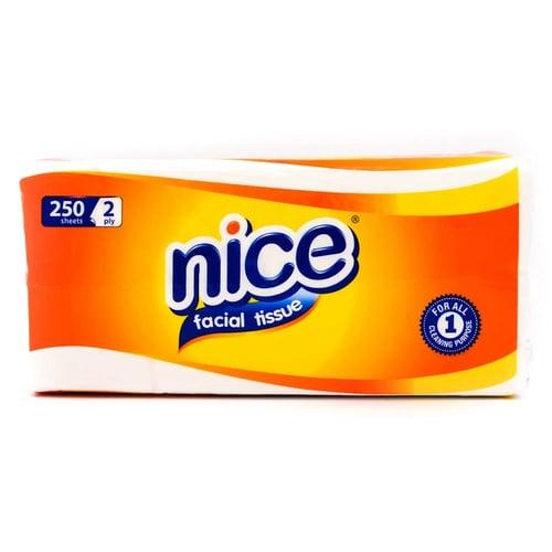 NICE Tissue Softpack 250 Sheet