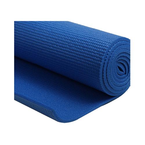 BODY GYM Yoga Mat 4mm PVC + Sarung Biru ( BUY 1 GET 1 )