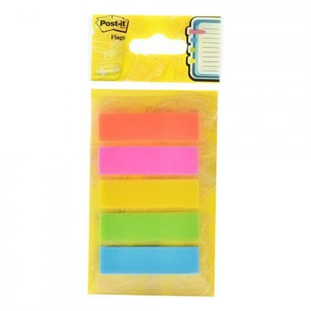 POST IT 583-5 Index Flag 5 COLORS 72EA/CV @36pcs