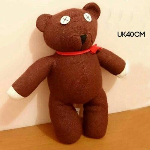 Boneka Teddy Bear Mr Bean 30cm