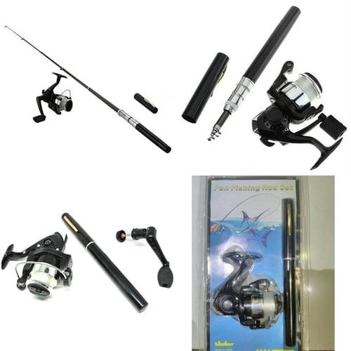 Alat Pancing Joran Pulpen Fishing Rod Pen 1.4M