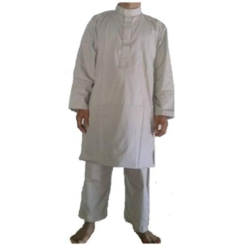 Baju Muslim Gamis Pria Dewasa