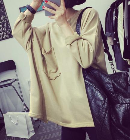 blouse Pakaian Wanita Import Baju Design sweater pakaian big size sale