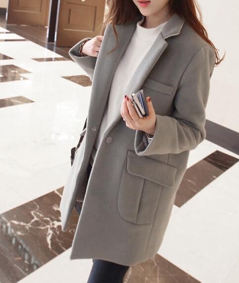 cardigan outer rajut sweater panjang tebal knit winter coat jaket sale