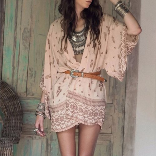 Cardigan pantai / pelindung matahari / cover baju renang bikini