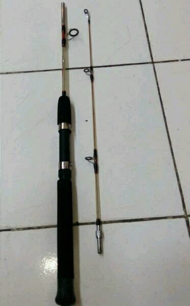 Daiwa High Spin 1.0m Fiber Fishing Rod