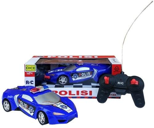 RC Police Car Remote Control