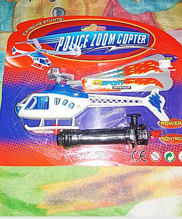 Mainan Helikopter Tarik Bisa Terbang