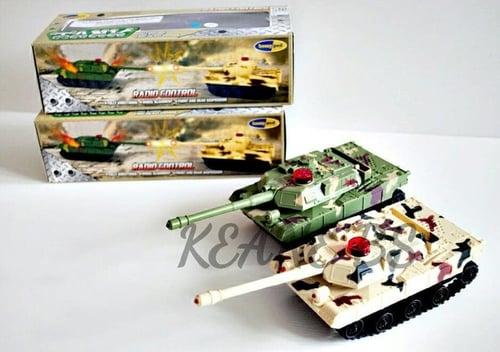 Rc Mobil Tank