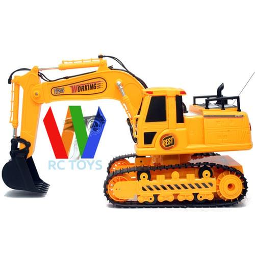 RC Excavator Digger Contruction Truck