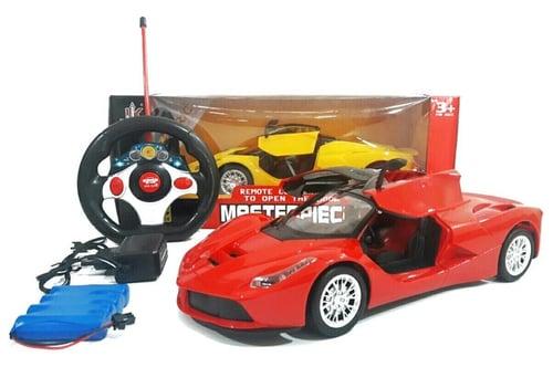 Remote Control Masterpiece Car