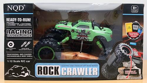 RC Rock Crawler King