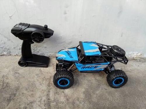 Mobil Remot Control Rock Crawler Nqd
