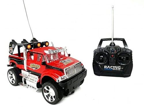 Mobil Remote Jeep Driver