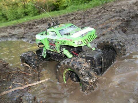 Rc Rock Crawler Nqd 757 4wd05 1:12