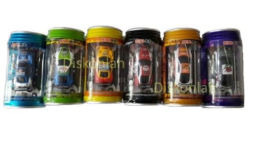 Rc Car Kaleng - Can Coke High Quality
