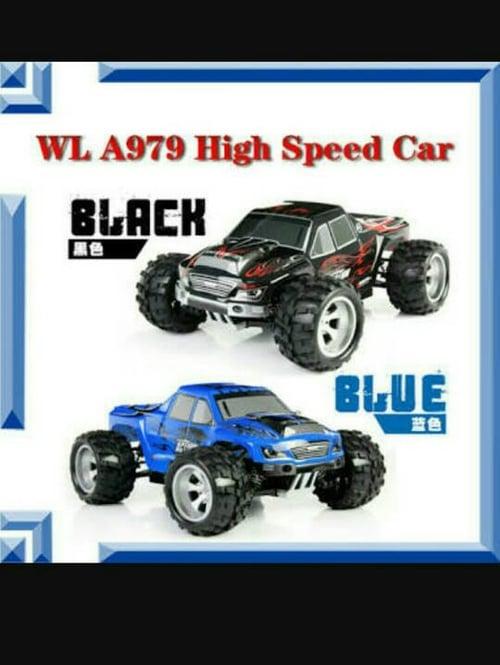 Rc Car Mini Scale 1: 18