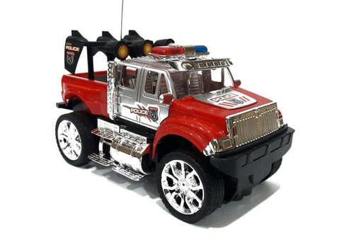 Police Jeep Remote Control
