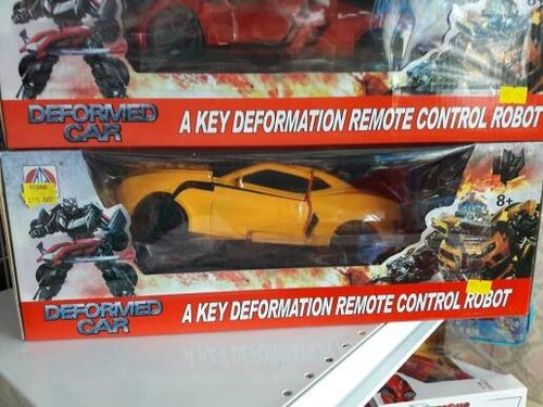 RC DEFORMED CAR ,MOBIL ROBOT TRANSFORMER