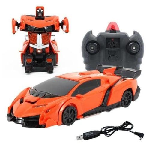 RC Mobil Robot Transformer Murah